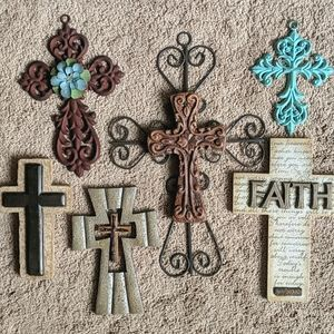 Collage of Crosses
